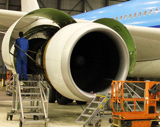 des industriels du secteur aeronautique