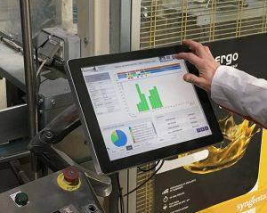 dématérialisation des opérations de production avec le logiciel MES