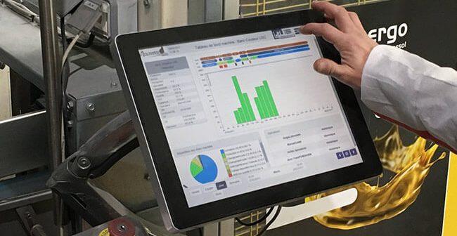 Le logiciel MES pour sécuriser les process de production