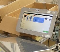 planning de production avec logiciel MES