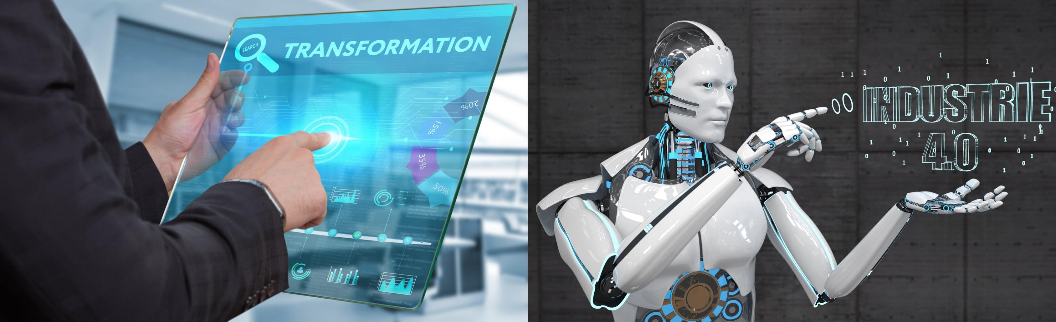 La transformation digitale des industries : de quoi parle-t-on ?
