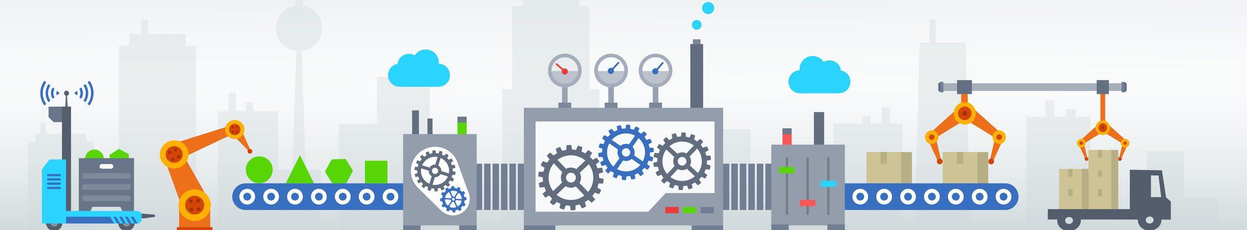 IoT : pourquoi intégrer la technologie dans votre usine ?