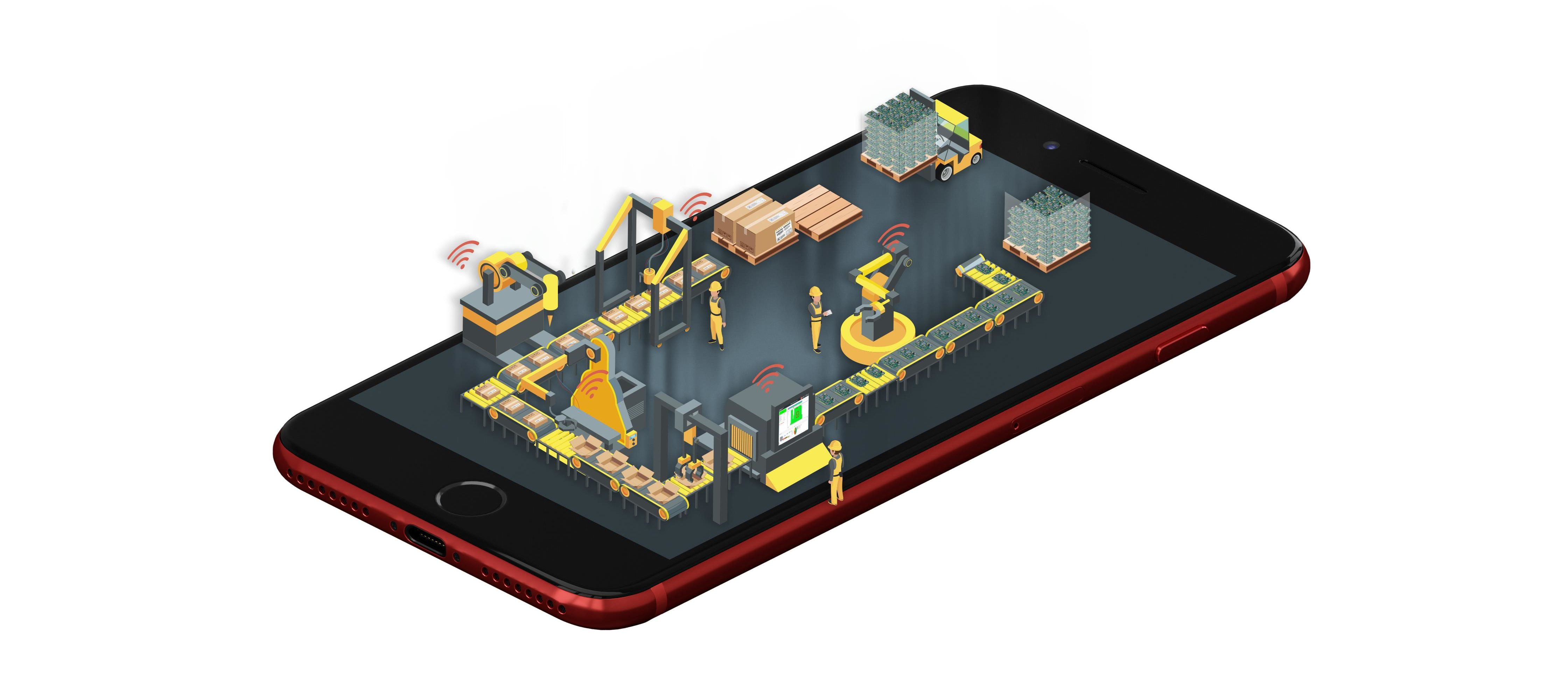 Webinar gratuit – le 19/12/19 : Les avatanges de suivre son atelier depuis son smartphone avec le logiciel MES ?
